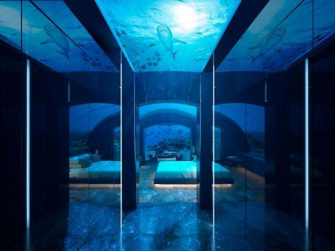 A New Underwater Villa Is Set to Open in the Maldives