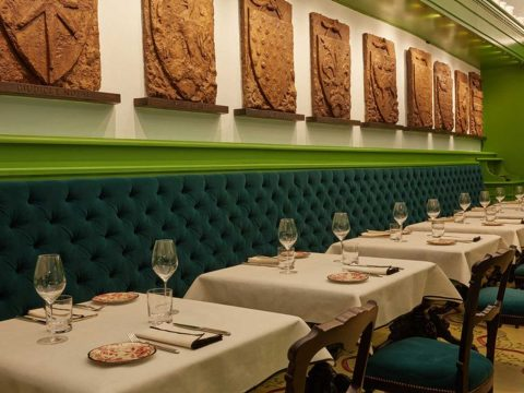 Gucci Restaurant Opens in Florence with Top Chef Massimo Bottura