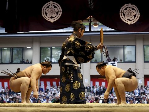 Grand Sumo May Tournament