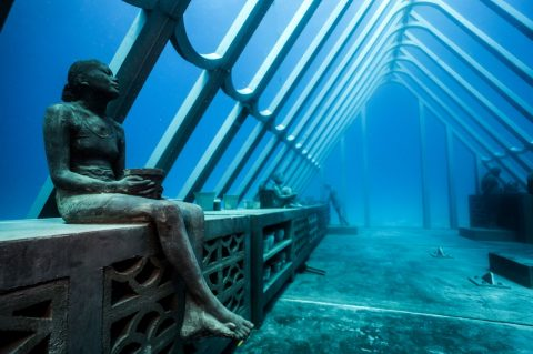 The Museum of Underwater Art, Australia
