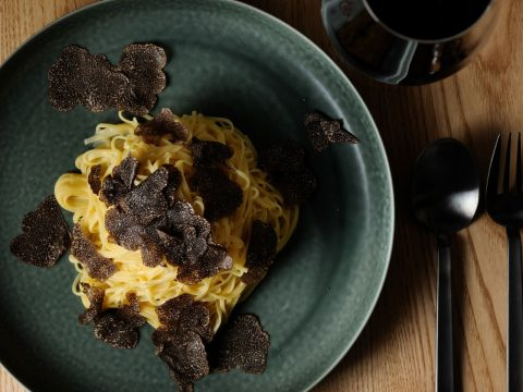 Out Restaurant in Tokyo Serving Only Truffle Pasta Now Open