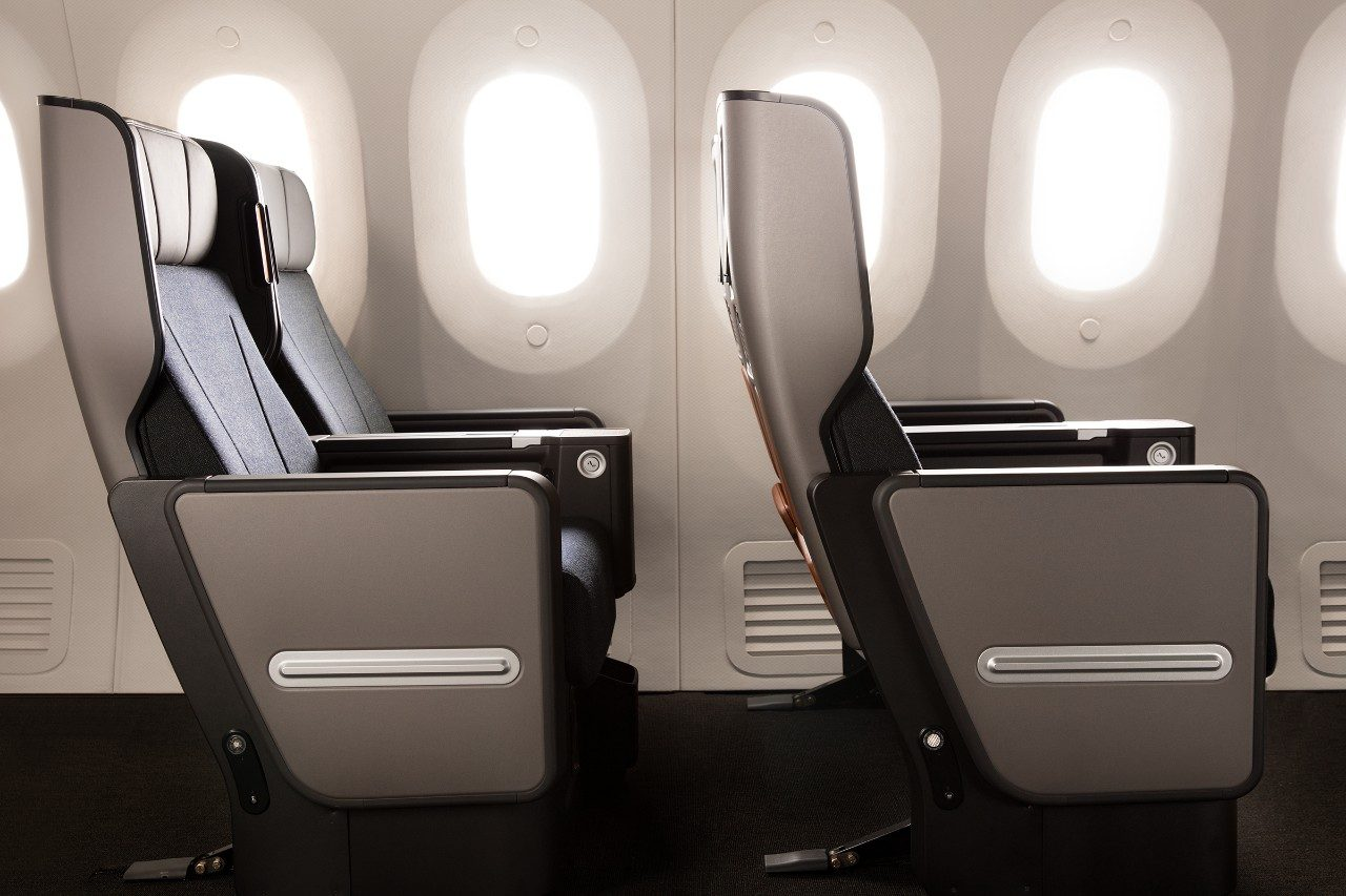 Qantas Hits New Heights Of Comfort With New Premium