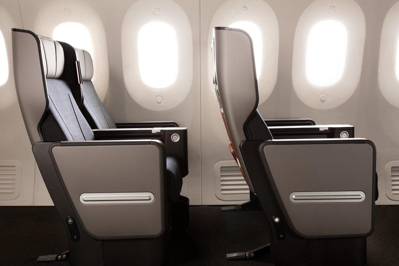 Qantas Hits New Heights Of Comfort In Premium Economy