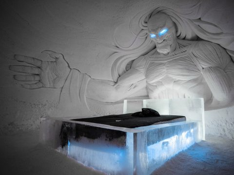 Take a Look Inside This New Game of Thrones-Themed Ice Hotel