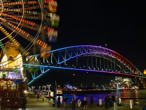 The Best Places for Dinner During Sydney's Vivid