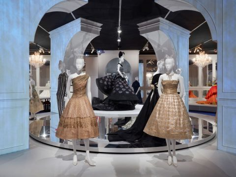 The House of Dior 70 Years of Haute Couture at the NGV