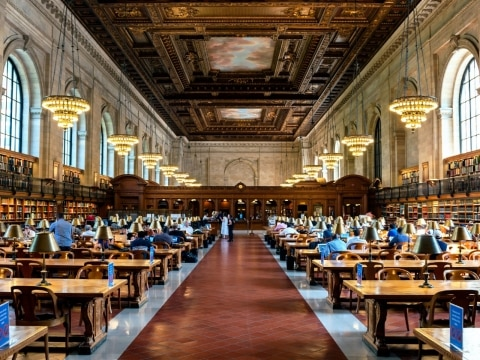 The New York Public Library, New York, United States