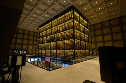 Beinecke Rare Book & Manuscript Library – New Haven, United States