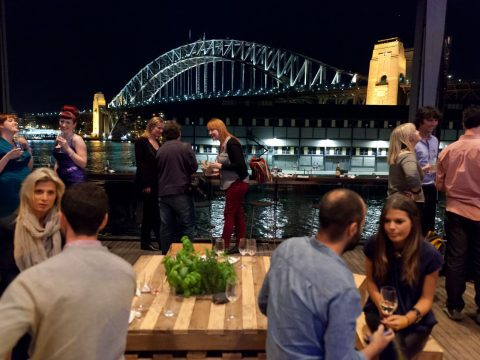 The Six Top Vantage Points to View Vivid Sydney