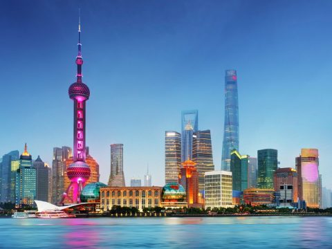 Book flights to Shanghai