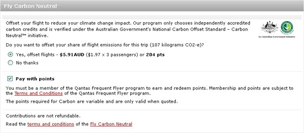 Fly Carbon Neutral