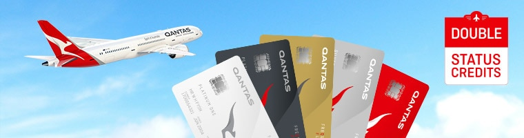 Soar higher with double Status Credits