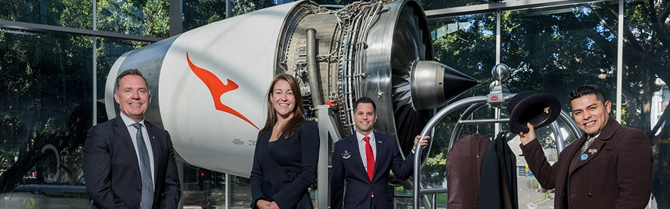 Qantas and Accor unveil strategic partnership to give customers greater rewards