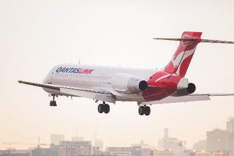 Seat maps | Qantas AU