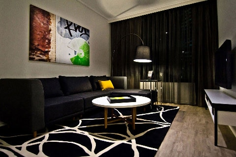 Ovolo Laneways Melbourne Room