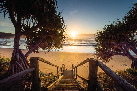 Jetty Beach Coffs Harbour