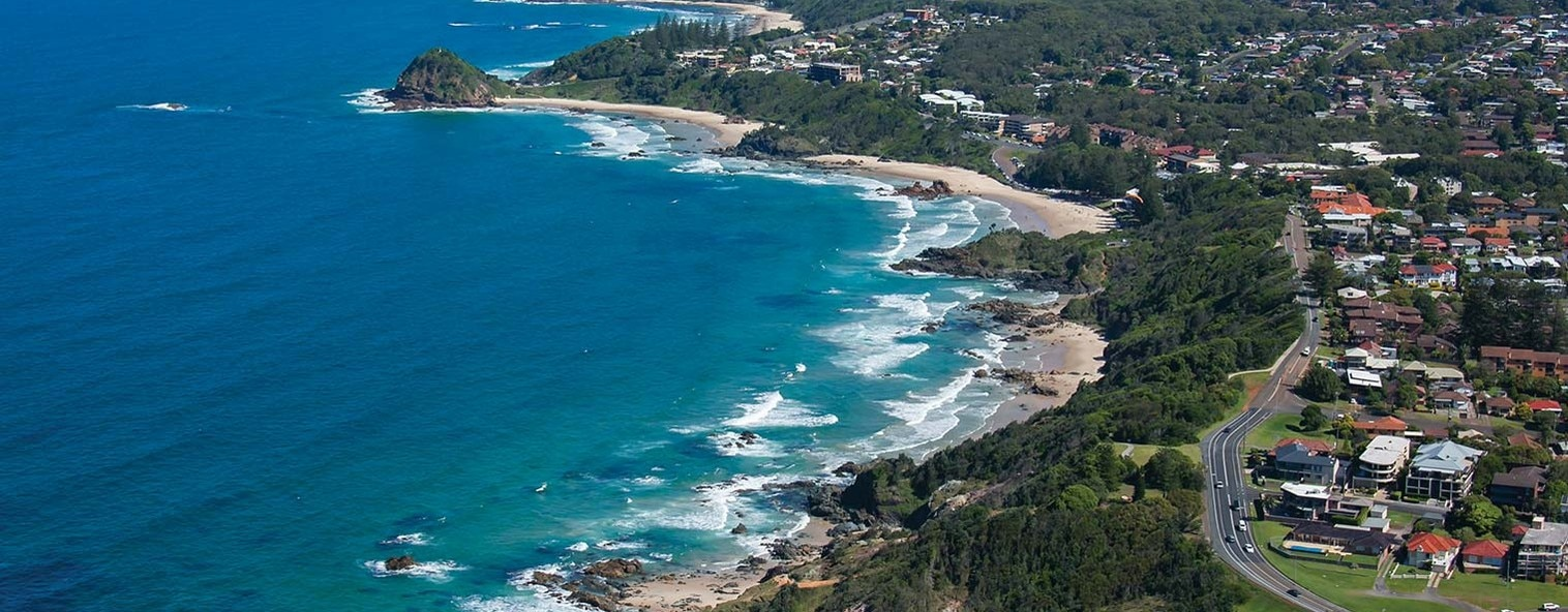 Coastline, Port Macquarie