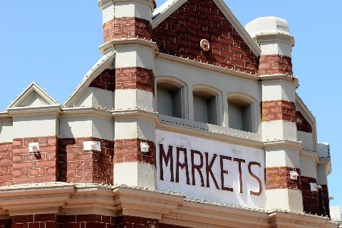 Freemantle markets