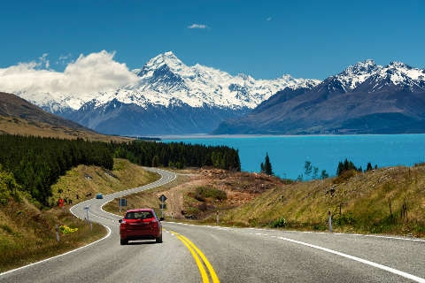 New Zealand car hire