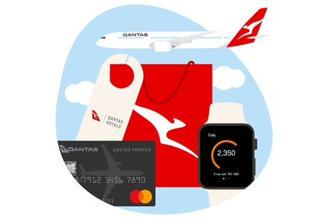 Frequent Flyer - Welcome | Qantas