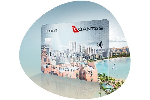 Qantas Points earning credit cards