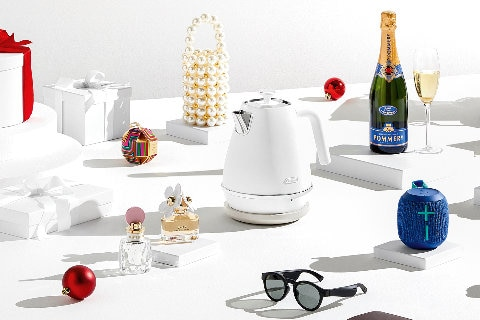 Qantas Shopping Christmas gifts