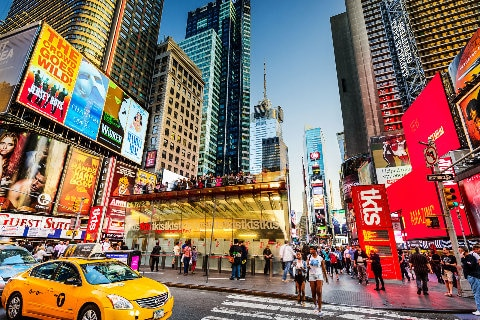 Travel Insider - New York, Times Square