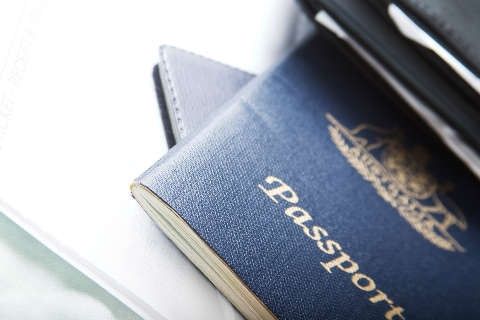 Passeport et documents de voyage