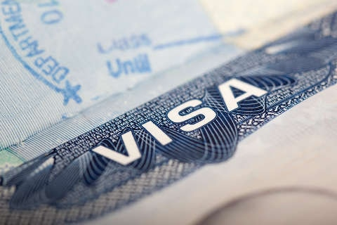 Visas and other travel documentation