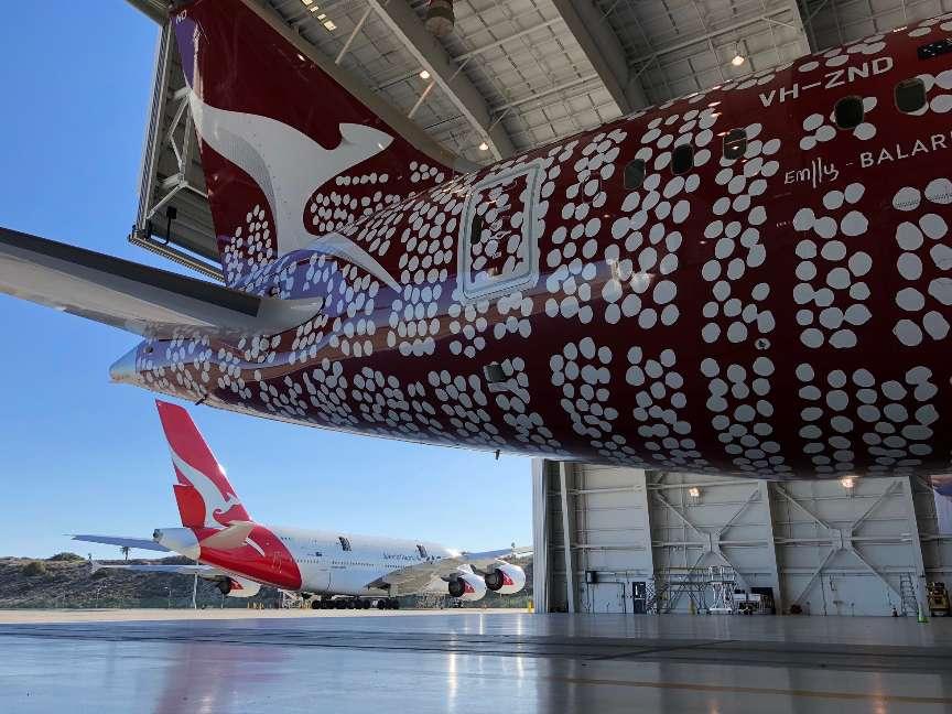 Flying Art Series Qantas