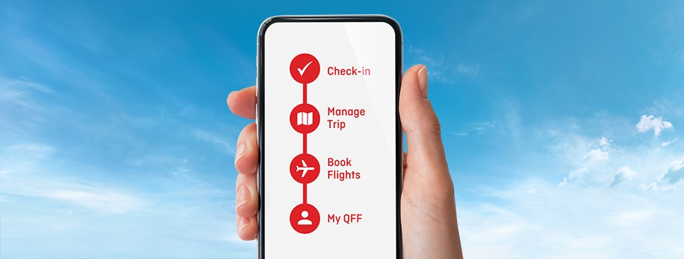Qantas on your mobile | Qantas AU