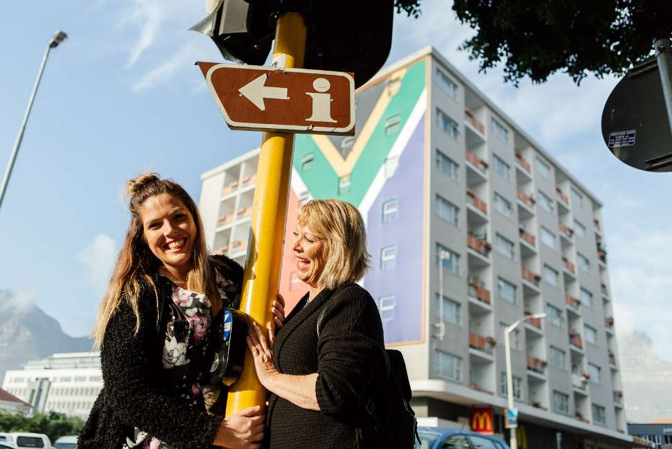 Travelshoot mum and daughter in South Africa